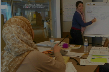 Performance monitoring and evaluation training